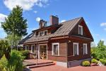 Villa for rest and celebrations - Spa Villa Trakai: hall, Jacuzzi and sauna, accommodation - 4