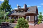 Villa for rest and celebrations - Spa Villa Trakai: hall, Jacuzzi and sauna, accommodation - 5