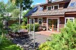 Villa for rest and celebrations - Spa Villa Trakai: hall, Jacuzzi and sauna, accommodation - 2