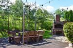 Villa for rest and celebrations - Spa Villa Trakai: hall, Jacuzzi and sauna, accommodation - 10