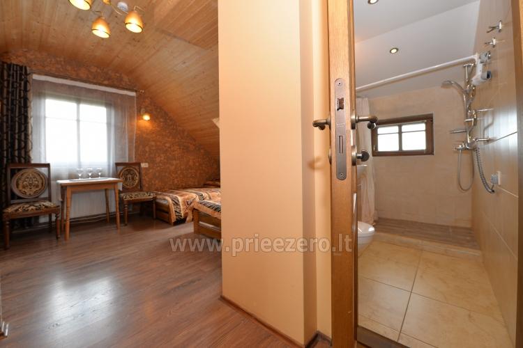 Zimmer zu vermieten in R&R Spa Villa Trakai - 35
