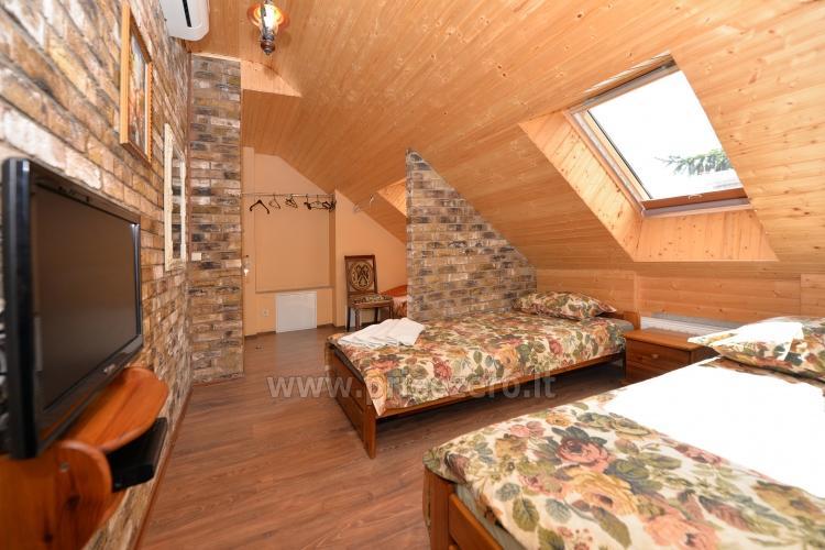 Zimmer zu vermieten in R&R Spa Villa Trakai - 42