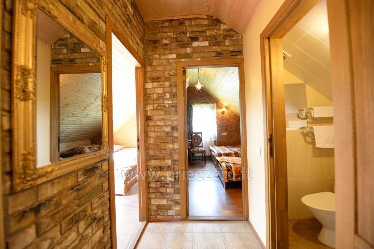Zimmer zu vermieten in R&R Spa Villa Trakai - 44