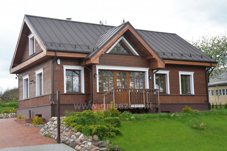 Zimmer zu vermieten in R&R Spa Villa Trakai - 2