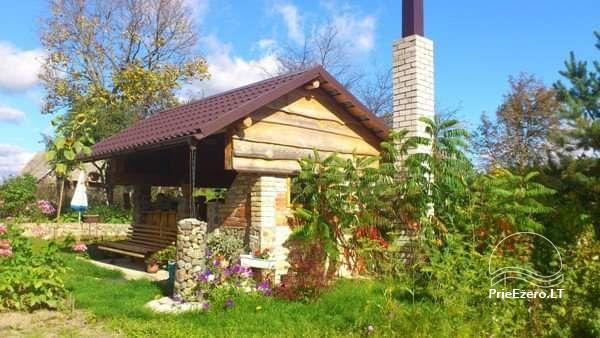 Countryside homestead in Vilnius region Pas Tevelius - 1