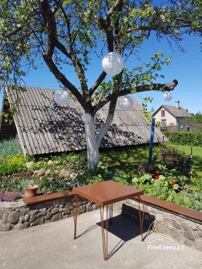 Countryside homestead in Vilnius region Pas Tevelius - 3