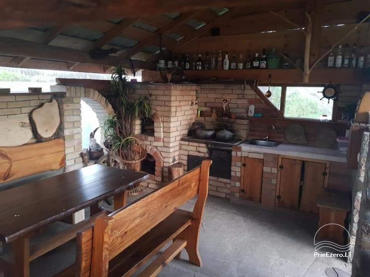Countryside homestead in Vilnius region Pas Tevelius - 4