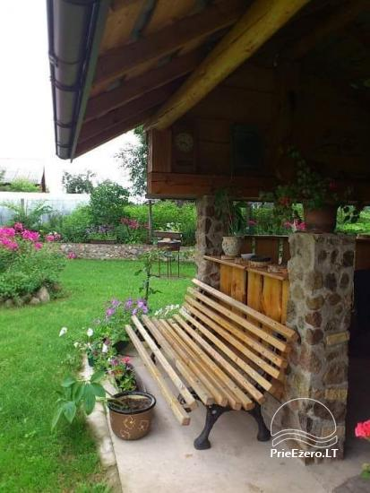 Countryside homestead in Vilnius region Pas Tevelius - 6
