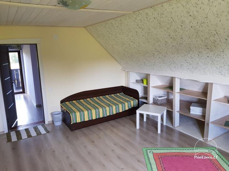 Landhaus in Vilnius Region  Pas Tevelius - 10