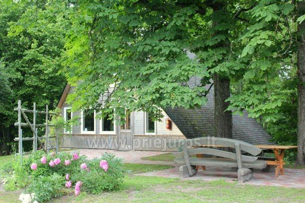 Дом для отдыха в Юркалне с баней KRASTI - 2