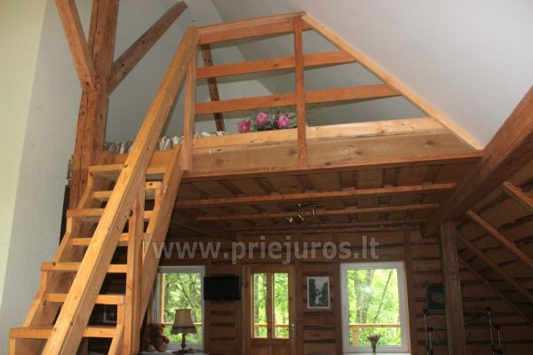 Dom w Jurkalne z lazni Krasti - 6