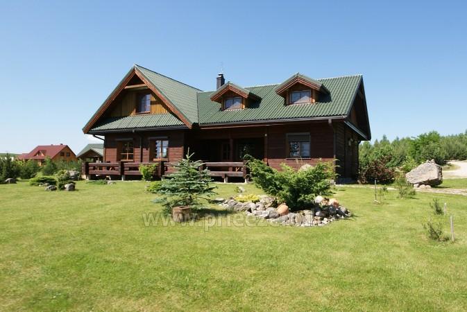 Countryside homestead in Lithuania in Lazdijai region - 1
