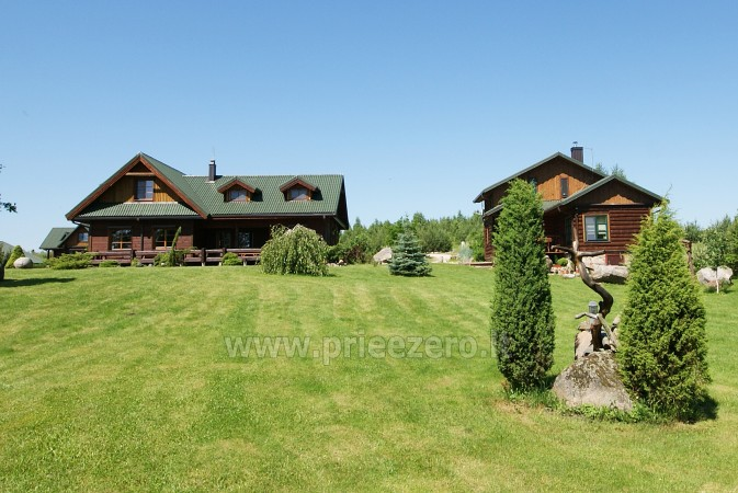 Countryside homestead in Lithuania in Lazdijai region - 2