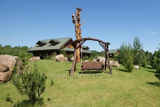 Countryside homestead in Lithuania in Lazdijai region - 10