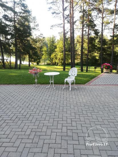 Homestead Danutės at the lake in Lazdijai region - 10