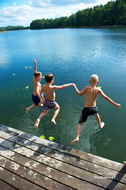 Homestead Danutės at the lake in Lazdijai region - 23
