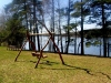 Homestead - camping and holiday cottages in Moletai region at the lake Siesartis - 11