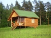 Homestead - camping and holiday cottages in Moletai region at the lake Siesartis - 9