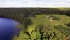 Homestead - camping and holiday cottages in Moletai region at the lake Siesartis - 2