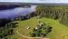 Homestead - camping and holiday cottages in Moletai region at the lake Siesartis - 4