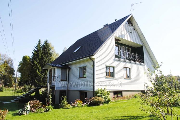Rooms for rent in Druskininkai, near the lake Grutas - 1