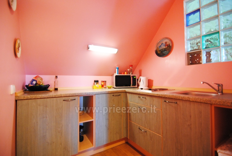 Rooms for rent in Druskininkai, near the lake Grutas - 10