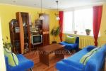 Трехкомнатная квартира в аренду в Друскининкае