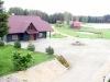 """Wakacje na Litwie, gospodarstwo """"Minavuonė"""" w Telsiai rejonie nad jeziorem"""
