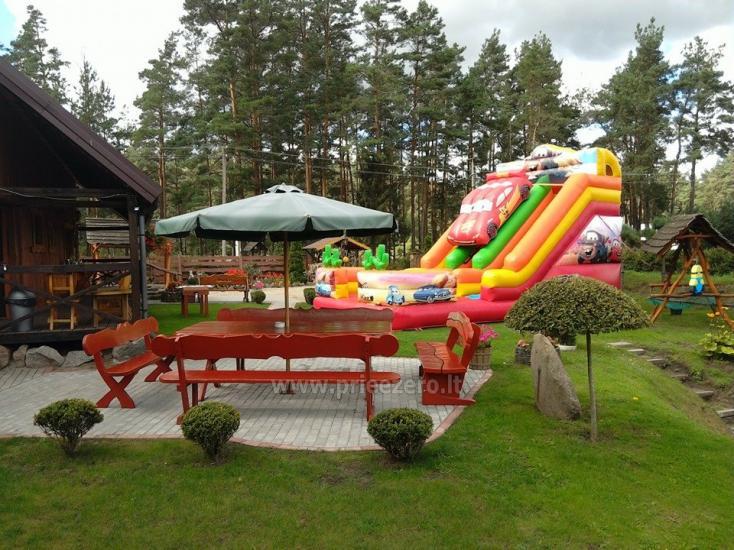 Urlaub in Litauen, Landhaus in Sulute Bezirk Rudynu Sodyba - 9