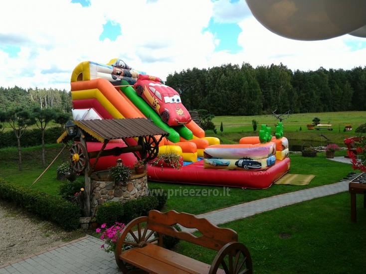 Urlaub in Litauen, Landhaus in Sulute Bezirk Rudynu Sodyba - 10