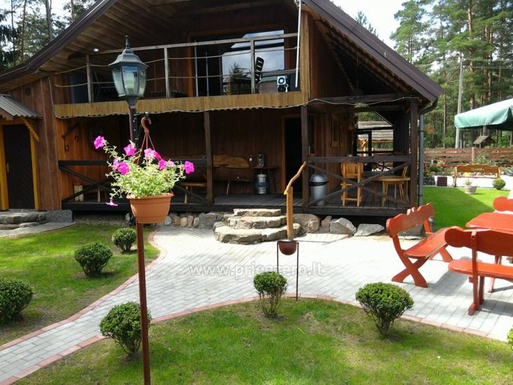 Holiday in Lithuania, Homestead in Silute region Rudynu Sodyba - 8