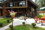 Urlaub in Litauen, Landhaus in Sulute Bezirk Rudynu Sodyba - 8