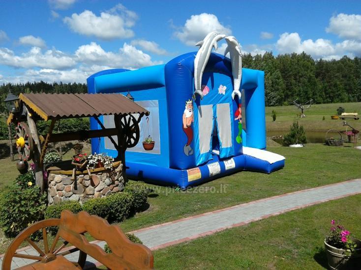 Urlaub in Litauen, Landhaus in Sulute Bezirk Rudynu Sodyba - 11
