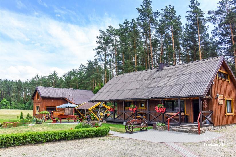 Urlaub in Litauen, Landhaus in Sulute Bezirk Rudynu Sodyba - 3