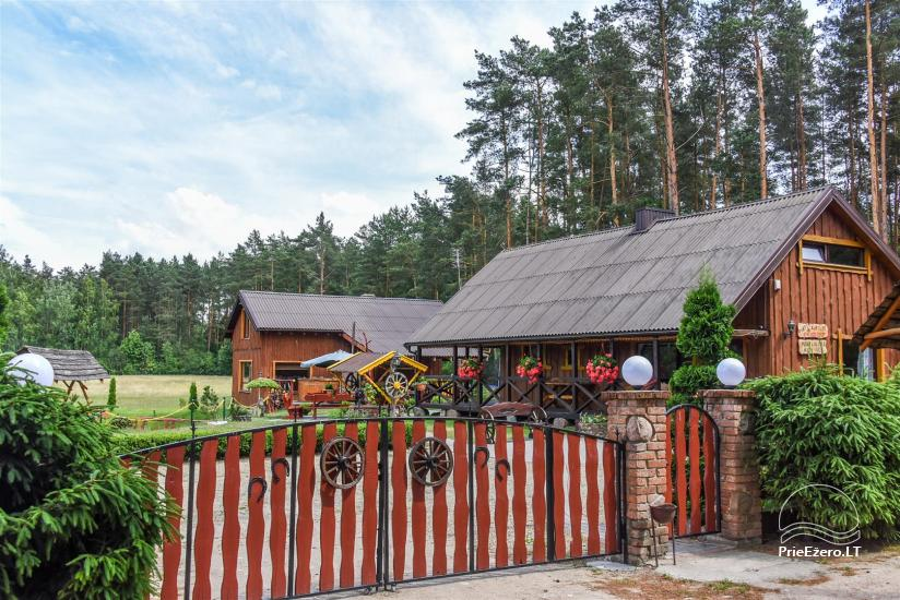 Holiday in Lithuania, Homestead in Silute region Rudynu Sodyba - 2