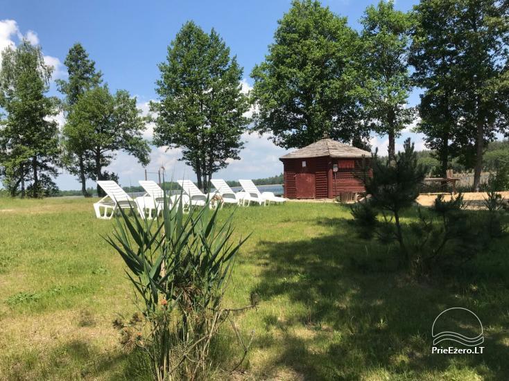 Homestead by the lake, in Lazdijai area Tėviškė - 11