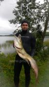 Homestead by the lake, in Lazdijai area Tėviškė - 78