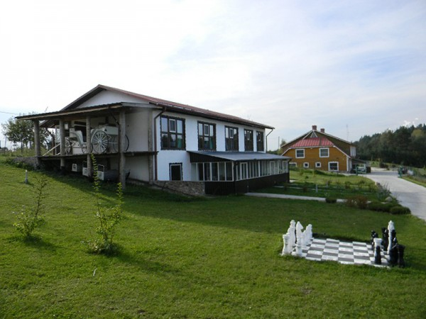 Усадьба для отдыха и свадьбы Nečiūnai - 4