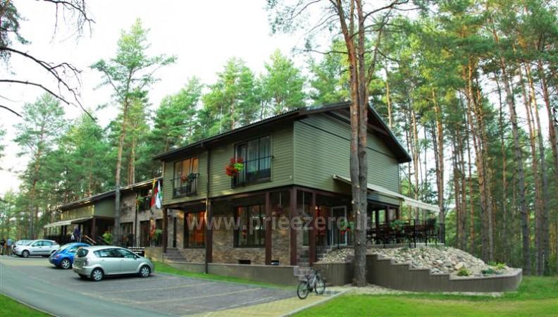 Hotel in Moletai Vila Kelmynė - 2