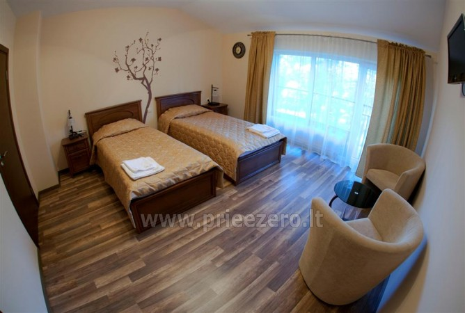 Hotel in Moletai Vila Kelmynė - 4