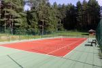 "Tennis courts near Vilnius in countryside farmstead ""TARP PUŠŲ"""