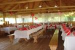 "Hall for seminar or  team building in the villa ""Silvestras Manor"" 15 km from Druskininkai"