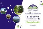 Birštonas resort summer season opening 2017 June 9-11