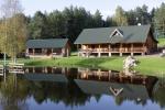 "Fishing in water ponds in countryside farmstead ""TARP PUŠŲ"""