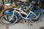 """Mirasta"" - bicycles for rent in Druskininkai"
