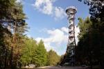 Mindūnai Observation Tower at Labanoras Regional Park