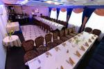 """Restaurant, conference and banquet hall in a hotel in Klaipeda """"Vetra"""" ***"""