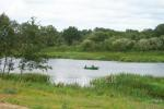 Boat rent, fishing in Venta river, Guest House and Camping in Ventspils region Ventaskrasti