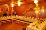 Зал для свадьбы, семинаров, конференций в усадьбе в Тракайском районе Королевская вилла