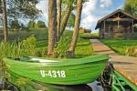 Łaźni i jacuzzi w gospodarstwie Holland Park na brzegu jeziora - 6